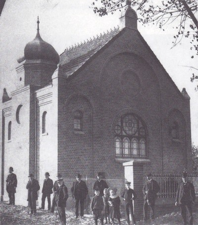 Synagoge in Breyell (1910 - 1938)